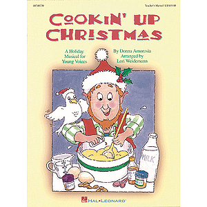 Cookin&#039; Up Christmas (Musical)