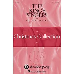 The King's Singers Choral Library (Christmas Collection)