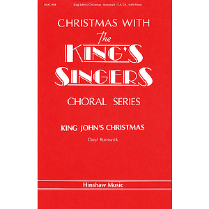 King John's Christmas