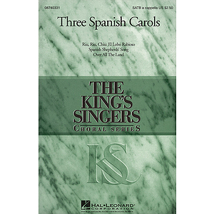Three Spanish Carols (Collection)