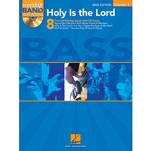 Holy Is the Lord - Bass Edition