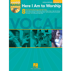 Here I Am to Worship - Vocal Edition