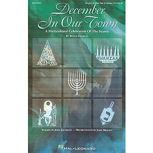 December in Our Town (A Multicultural Holiday Musical)