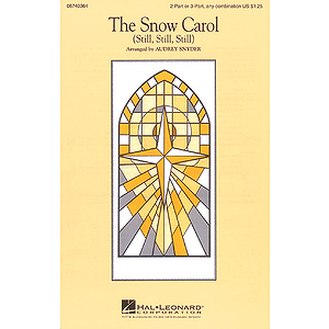 The Snow Carol