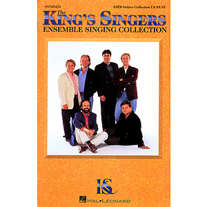 The King's Singers Ensemble Singing Collection