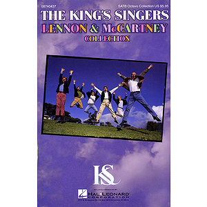The King&#039;s Singers Lennon &amp; McCartney Collection