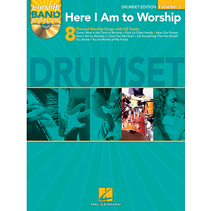Here I Am to Worship - Drums Edition