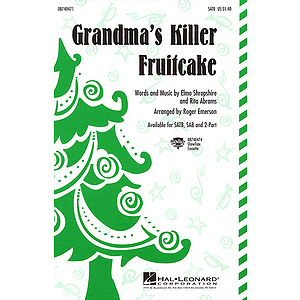 Grandma's Killer Fruitcake