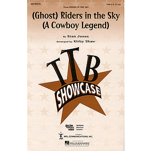 (Ghost) Riders in the Sky (A Cowboy Legend)