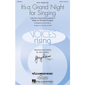 It's a Grand Night for Singing