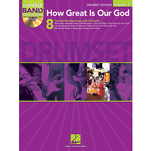 How Great Is Our God - Drums Edition