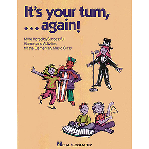 It's Your Turn... Again! (Resource of Games and Activities)