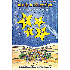 Once Upon a Starry Night (Children's Christmas Musical)