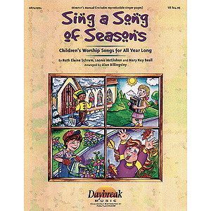 Sing a Song of Seasons (Children's Worship Collection)
