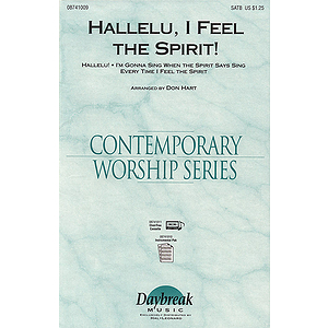 Hallelu, I Feel the Spirit! (Medley)
