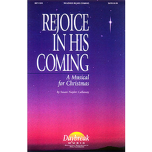Rejoice in His Coming