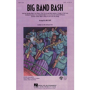 Big Band Bash (Medley)