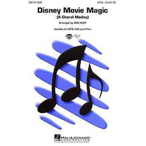 Disney Movie Magic (Medley)