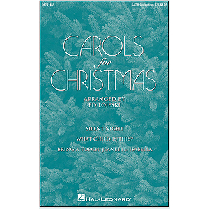 Carols for Christmas (Collection)