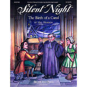 Silent Night (Children's Sacred Holiday Musical)