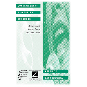 Contemporary A Cappella Songbook - Vol. 1 (Collection)
