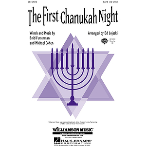 The First Chanukah Night