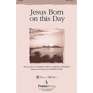 Jesus Born on this Day