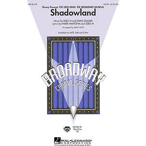 Shadowland (from The Lion King: The Broadway Musical)