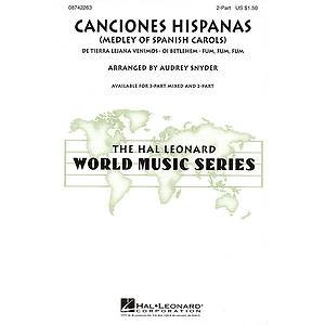 Canciones Hispanas