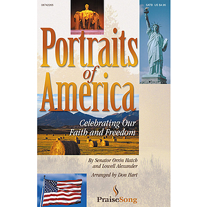 Portraits of America - Celebrating Our Faith and Freedom (Sacred Collection)