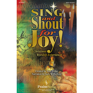 Sing and Shout for Joy! (Musical)