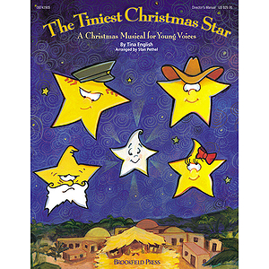 The Tiniest Christmas Star (Children's Musical)