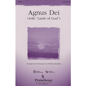 Agnus Dei (with Lamb of God)