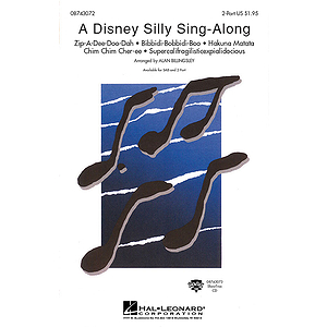 A Disney Silly Sing-Along (Medley)