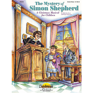 The Mystery of Simon Shepherd
