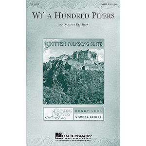 Wi' a Hundred Pipers (from Scottish Folksong Suite)