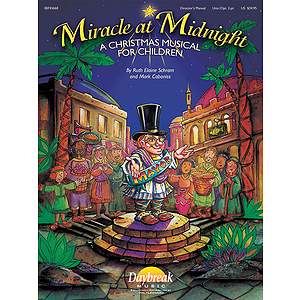Miracle at Midnight (Sacred Children's Musical)