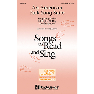 An American Folk Song Suite