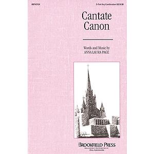 Cantate Canon