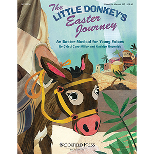 The Little Donkey&#039;s Easter Journey