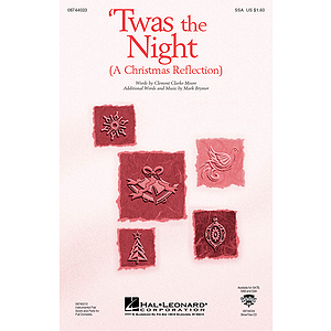 Twas the Night (A Christmas Reflection)