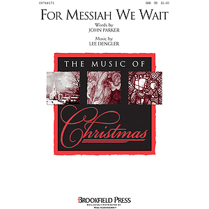 For Messiah We Wait