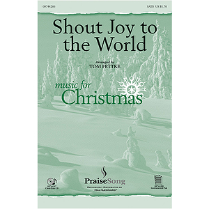 Shout Joy to the World