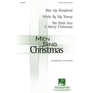 Men Sing at Christmas