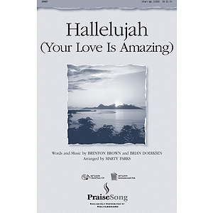 Hallelujah (Your Love Is Amazing)