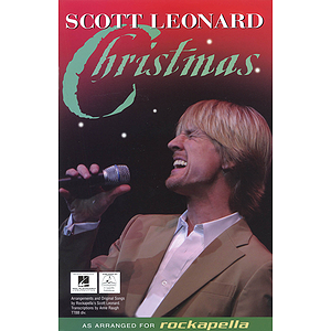 Scott Leonard Christmas - As Arranged for Rockappella