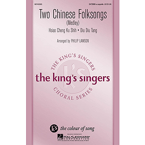 Two Chinese Folksongs