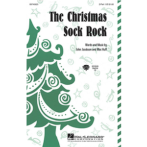 The Christmas Sock Rock