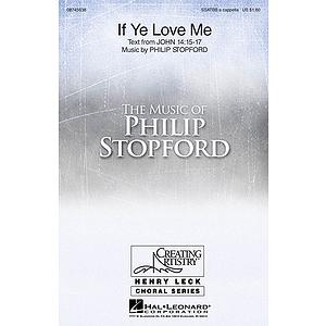 If Ye Love Me