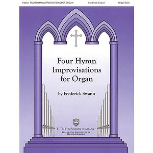 Four Hymn Improvisations for Organ - Volume I